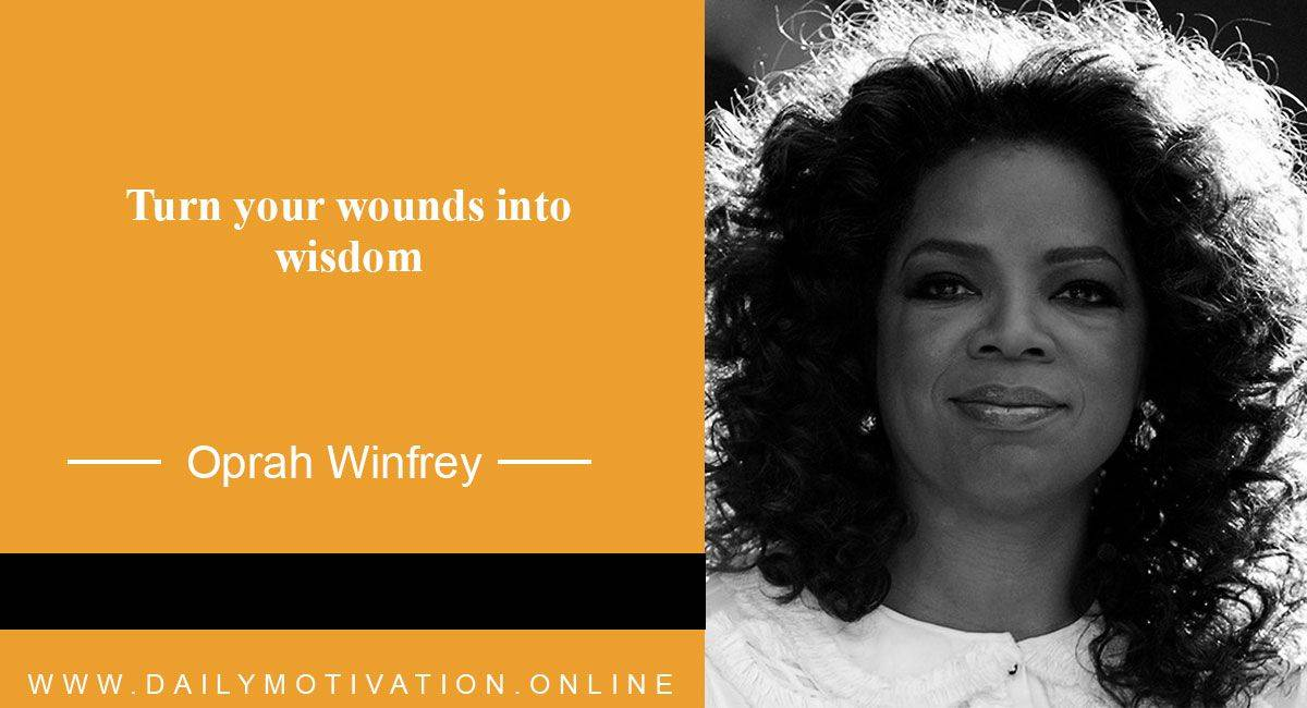 Oprah Winfrey Quotes for Success