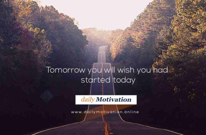 Stop Procrastinating and Just Start