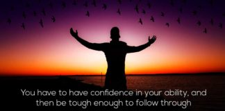 Are you confident emough to be Successful